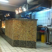 Photo taken at Shawarma Palace by Bo N. on 1/27/2012