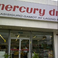 Photo taken at Mercury Drug BF Homes President's Ave by Earl Patrick P. on 9/6/2011