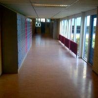 Photo taken at ROC Midden Nederland - Tech College by Yordii B. on 12/14/2011