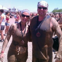 Photo taken at Warrior Dash Arizona by Aaron J. on 4/29/2012