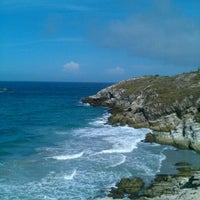 Photo taken at Playa Parguito by Mary G. on 5/3/2012