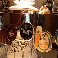 Photo taken at Bistro-Gaststätte ZUR HOFFNUNG by Maike O. on 4/18/2012