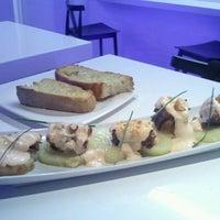 Photo taken at Restaurante Cervecería Marelli by Edson L. on 12/28/2011