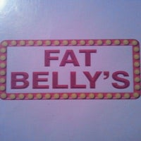 Photo taken at Fat Belly's Grill & Bar by Marieta Mandie S. on 8/7/2012