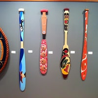 Photo taken at Inuit Art Gallery by Bruce S. on 7/23/2011