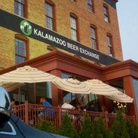 Photo taken at Kalamazoo Beer Exchange by Robin B. on 7/14/2012