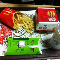 Photo taken at McDonald's by Aurelian C. on 3/5/2012