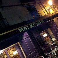 Foto tomada en Trattoria Malatesta por Mario H. el 5/8/2012