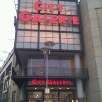 Das Foto wurde bei City-Galerie von Markus M. am 1/11/2012 aufgenommen