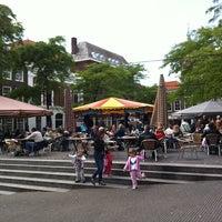 Photo taken at Grote Markt by Willem V. on 6/11/2011