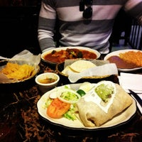 Photo taken at El Mariachi Restaurant by Janine on 3/31/2012