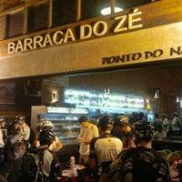 Photo taken at Barraca do Zé by Cesar P. on 9/30/2011