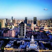 Photo taken at The Portman Ritz-Carlton, Shanghai by Els O. on 9/6/2012