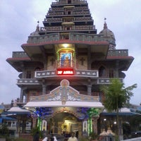 Photo taken at Graha St. Maria Annai Velangkanni by vila n. on 1/10/2012