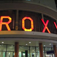 Photo taken at Cinema Roxy by Marcelo A. on 4/25/2011