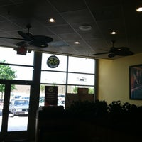 Photo taken at Tropical Smoothie Cafe by Kevin L. on 4/27/2012