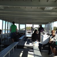 Photo taken at Penguin Island Ferry by Charlie G. on 6/2/2012