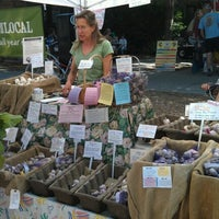 Photo taken at Boulder Farmers' Market by Craig F. on 8/26/2012
