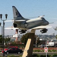 Photo taken at Naval Air Station North Island by Veronica M. on 8/1/2011