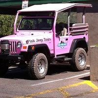 Photo taken at Pink Jeep Tours Sedona, AZ by Don F. on 6/24/2011