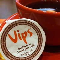 Photo taken at Vips by Patricia C. on 9/1/2011