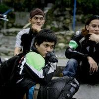 Photo taken at Warung Umi Iroh(RK Sahadi) by Benk K. on 1/31/2012