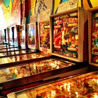 Photo taken at Pacific Pinball Museum by Ramsey A. on 5/31/2012