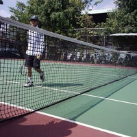 Photo taken at K99 Tennis Court by Đinh X. on 11/4/2011