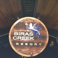Photo taken at Biras Creek Resort by Fischetti, J. on 3/20/2012