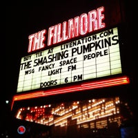 Photo taken at The Fillmore Detroit by Dave G. on 10/15/2011