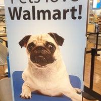 Photo taken at Walmart Supercenter by Cassie M. on 6/10/2012