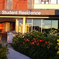 Photo taken at Humber College Residence North by Matt W. on 7/31/2011