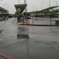 Photo taken at Bay Fair BART Station by Michelle H. on 3/13/2012