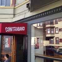 Photo taken at Contraband Coffeebar by Jimmy F. on 9/7/2012