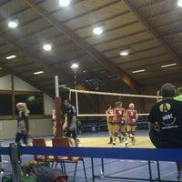 Photo taken at Mister V Arena by Vandaele N. on 9/4/2011