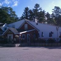 Photo taken at Tuckerman's Restaurant And Tavern by Lisa B. on 7/7/2011