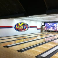 Photo taken at Sparetime Bowling by Tim B. on 7/8/2011
