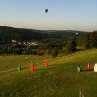 Das Foto wurde bei Golfclub am Lüderich e.V. von Peter S. am 9/7/2012 aufgenommen