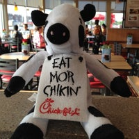 Photo taken at Chick-fil-A by Chris C. on 6/28/2012