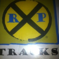 Photo taken at R. P. Tracks by Erica P. on 4/15/2012