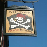 Photo taken at The Whydah Pirate Museum by Valerie F. on 8/3/2012
