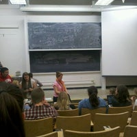 Photo taken at Mosse Humanities Building by Molly W. on 10/4/2011