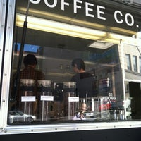 Photo taken at Réveille Coffee Co. Truck by W. Shannon J. on 10/20/2011