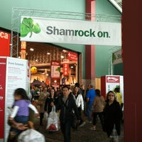 Photo taken at Bank of America Shamrock Shuffle Expo by Elizabeth L. on 3/24/2012