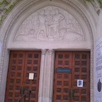 Photo taken at The Oriental Institute by Brian R. on 4/22/2012
