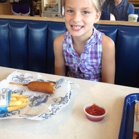 Photo taken at Culver's by Taylor L. on 9/4/2012