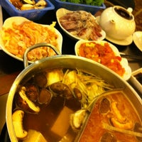 Photo taken at Tao Heung Hot Pot by Jimmy S. on 3/12/2012