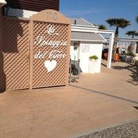 Foto scattata a La Spiaggia Del Cuore 110 da Stefano S. il 5/11/2012
