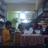 Photo taken at King Horn Bakers by Srikar A. on 1/26/2012