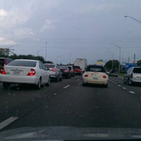 Photo taken at Interstate 4 by Sara A. on 8/3/2011